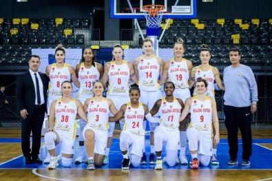 Bellona Kayseri Basketbol Avrupa Sinavinda