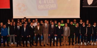 Bursaspor'dan Altyapiya Yönelik Önemli Anlasma