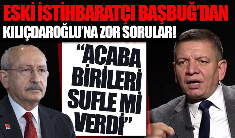 Coşkun Başbuğ: Kılıçdaroğlu'nun 'siyasi cinayet' söylemi tesadüf değil FETÖ taktiği