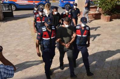 Didim'deki Uyusturucu Operasyonunda Gözaltindaki 3 Süpheli Adliyeye Sevk Edildi