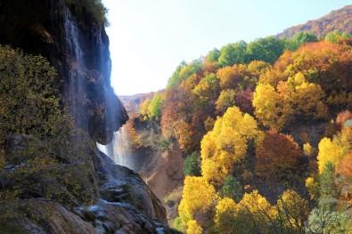 Dipsizgöl Sonbahar Güzelligi Ile Mest Ediyor