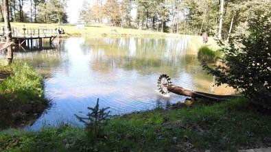 Doganin Koynundaki Huzur 'Barak Gölü'