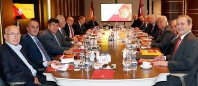 Galatasaray Yüksek İstişare Kurulu ilk kez toplandı! Buluşmada yer alan isimler dikkat çekti...