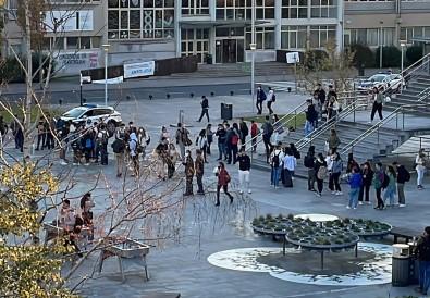 Ispanya'da Üniversiteye Silahli Saldiri