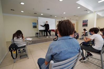 Kartal Belediyesi Sanat Akademisi Yüz Yüze Egitimlerine Basladi