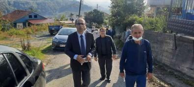 Kaymakam Yilmaz, Köy Ziyaretlerini Sürdürüyor