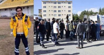 Kazada Hayatini Kaybeden Saglik Çalisani Törenle Memleketine Ugurlandi