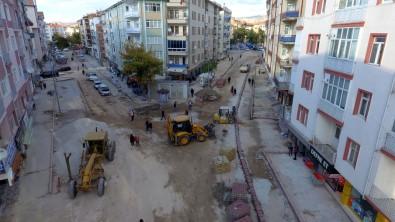 Kirsehir Belediyesi'nin Çalismalari Devam Ediyor