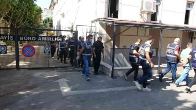 Manavgat'ta Çesitli Suçlardan Aranan 18 Kisi Yakalandi