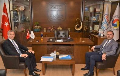 MATSO Baskani Güngör Açiklamasi 'Güçlü Ve Çesitlenmis Bir Kent Ekonomisi Için Çalisiyoruz'