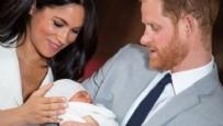 Meghan Markle ve Prens Harry'nin vaftiz kararı!