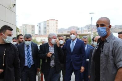 Numan Kurtulmus Mardin'de STK Temsilcileriyle Bulustu