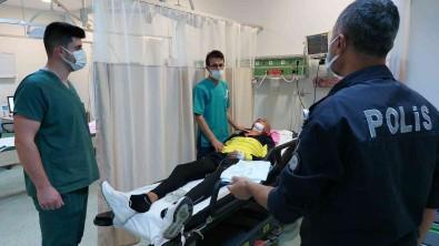 Samsun'da Silahli Saldiri Açiklamasi 1 Yarali