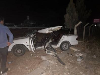 Sanliurfa'da Feci Kaza Açiklamasi 2 Ölü, 7 Yarali