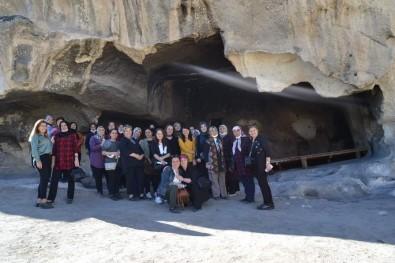 Suhut Kadin Kültür Evi'nden Frigya Gezisi
