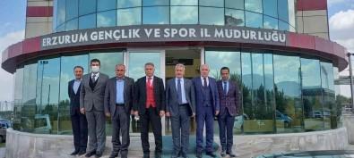 Tekerlekli Kizak Türkiye Sampiyonasi Erzurum'da