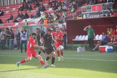 TFF 3. Lig Açiklamasi Elazigspor Açiklamasi 4 - Çatalcaspor Açiklamasi 3