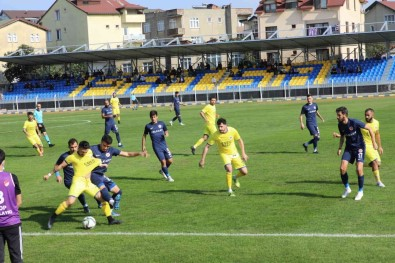 TFF 3. Lig Açiklamasi Fatsa Belediyespor Açiklamasi 0 - Bergama Belediyespor Açiklamasi 0