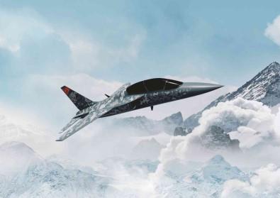 Türk Havacilik Ve Uzay Sanayii'nin Kuracagi Tesis Türkiye'de Bir Ilk Olacak