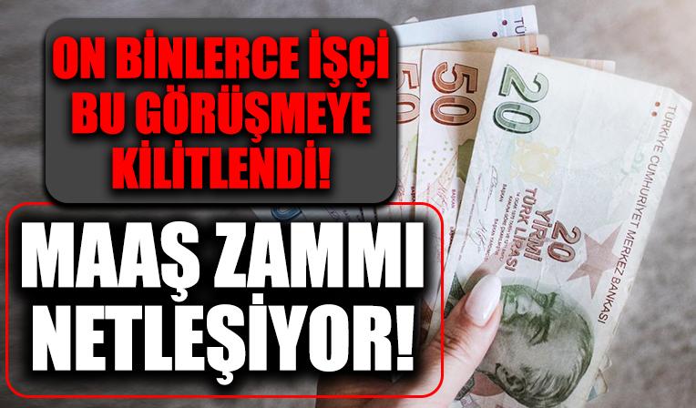 Türk Metal ve MESS arasındaki toplu sözleşme görüşmeleri başladı! 127 bin işçi bu görüşmelere kilitlendi