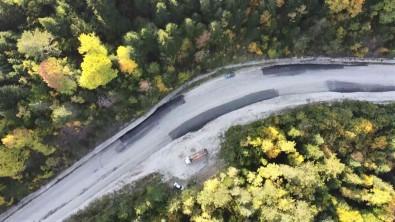 Türkiye'nin En Büyük Blok Ormanlarini Barindiran Karabük'te Sonbahar Güzelligi