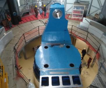 Türkiye'nin En Büyük Kizilötesi Teleskobunda Sona Gelindi
