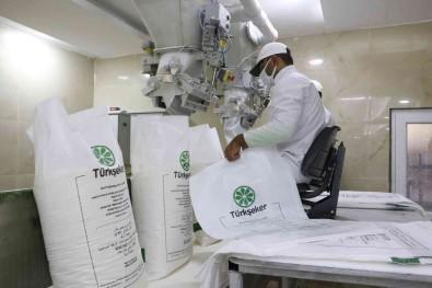 Türkseker Yeni Sezonda 100 Bin Ton Seker Üretti