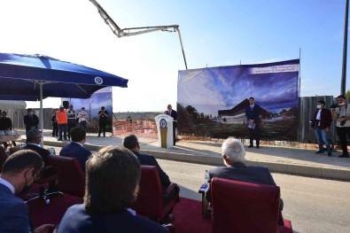 Usak Üniversitesi DTS Tasarim Merkezinin Temeli Atildi