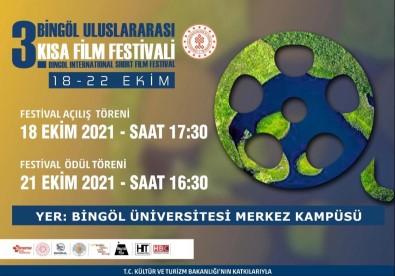 3. Bingöl Uluslararasi Kisa Film Festivaline 5 Ülkeden 245 Film Katilacak