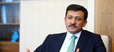 AK Parti Genel Baskan Yardimcisi Dag Açiklamasi 'Türksat'in Yerel TV Kanallarina Indirimi Can Suyu Olacaktir'