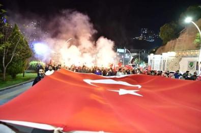 Ankara'nin Baskent Olusunun Yil Dönümü Mamak'ta Kutlandi