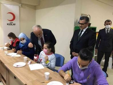 Azerbaycan Kizilayi Ve Türk Kizilay'i Is Birligine Imza Atti