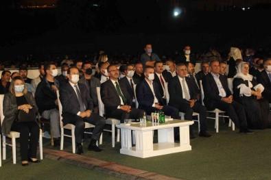 Bakan Kasapoglu Sirnak'ta 'Kültür Söleni Ve Ses Yarismasi' Finaline Katildi