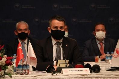Bakan Pakdemirli Açiklamasi 'Tüm Dünyada Gida Fiyatlari Artiyor'