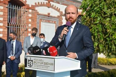 Bilal Erdogan Açiklamasi 'Kurumlarimizin Hedef Alinmasinin Bir Sebebi Var'