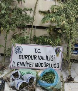 Burdur'da Uyusturucu Operasyonu Açiklamasi 2 Tutuklama
