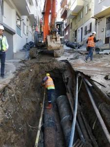 Bursa'da Alt Yapi Rehabilitasyonu Tam Gaz