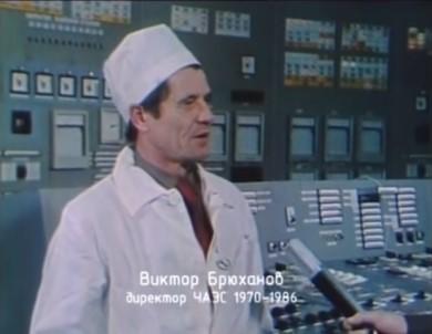 Çernobil Nükleer Santral'nin Ilk Müdürü Bryuhanov Hayatini Kaybetti