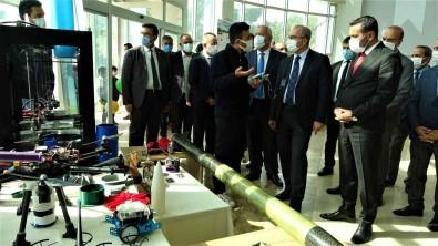 Elazig'da 3 Gün Sürecek 'Bilim Senligi' Starti Verildi