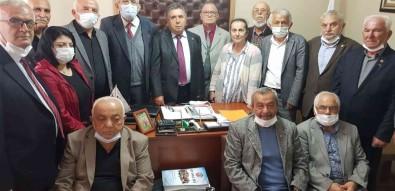 Emekliler Dernegi'nin Devrek Subesi'nin 11'Inci Genel Kurulu Yapildi