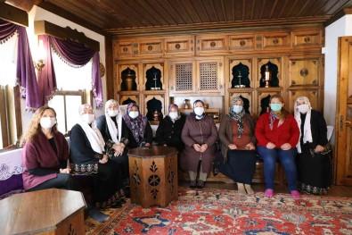 Eskisehirli Kadin Çiftçiler Bursa'da