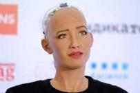 İnsansı robot Sophia'nın hayali herkesi şok etti!