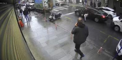 Istanbul'da Isyerine Kursun Yagdiran 30 Suç Kayitli Saldirgan Serbest