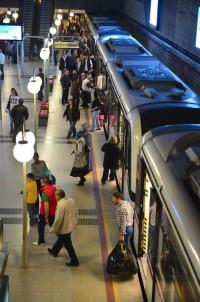 Izmir'de Metro Ve Tramvay Çalisanlari Greve Gidiyor Açiklamasi Metro AS'den Kritik Açiklama