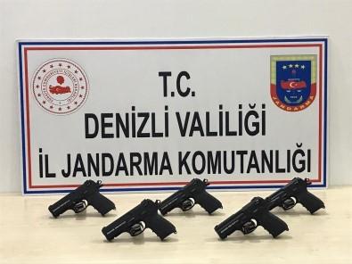 Jandarmadan Silah Ve Mühimmat Kaçakçilarina Operasyon