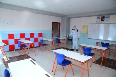 Kahramankazan'da Okullarda Hafta Sonu Mesaisi
