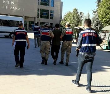 Kilis Ile Gaziantep'te PKK Ile DEAS'li 2 Terörist Yakalandi