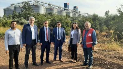 Kirikhan Denetimli Serbestlik Müdürlügünden Türk Kizilayina Zeytin