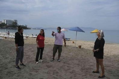 Kusadasi, Açik Su Yüzme Yarislarina Sahne Olacak