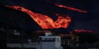 La Palma'da yanardağ felaketi sürüyor! Adada külden tepeler oluştu
